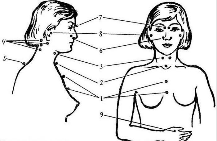 Алгоритм лечения бальзамом Звездочка