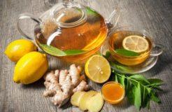 Эффективный травяной чай от простуды и гриппа