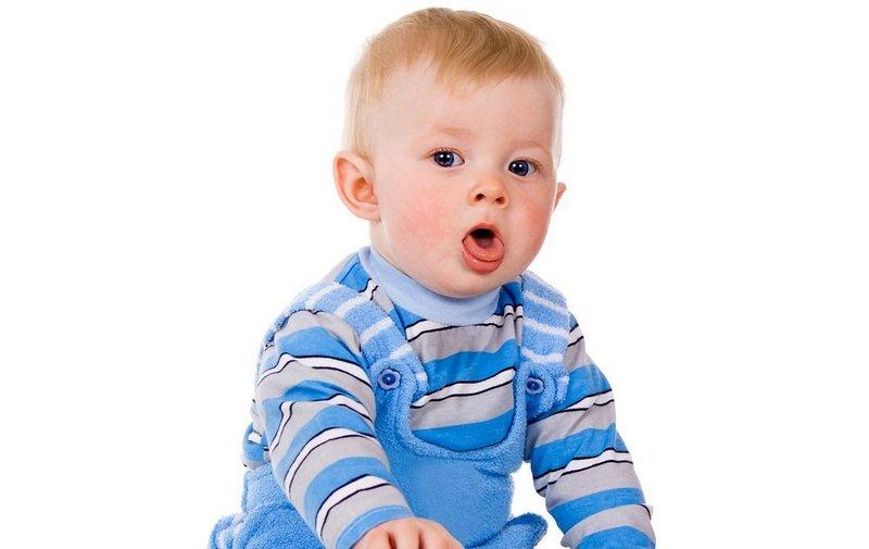 кашель у годовалого ребенка