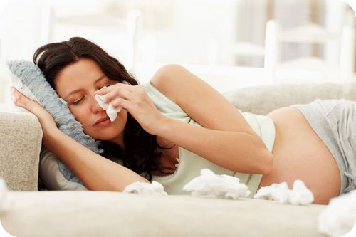 Симптомы ринита у беременных