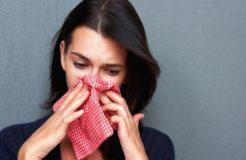 Что делать если заложен нос, причины и лечение