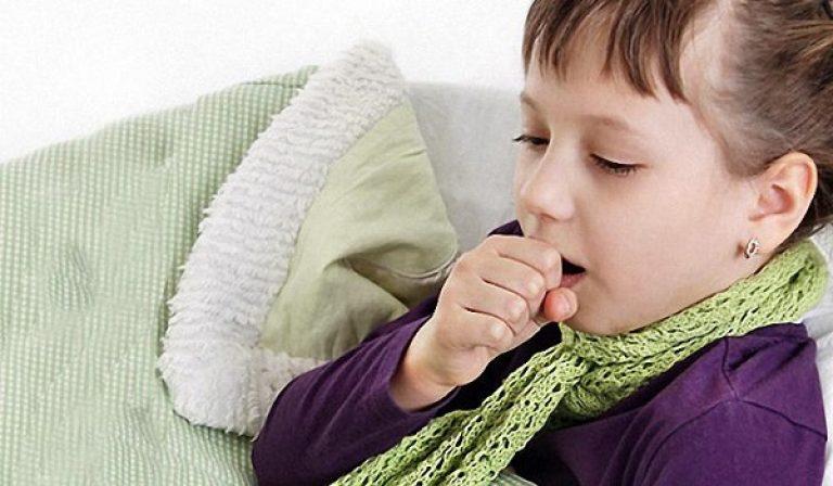 От чего сухой кашель у детей в домашних условиях 930