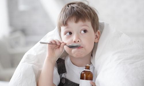 сироп для ребенка от кашля