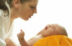 Лечение насморка у новорожденных детей