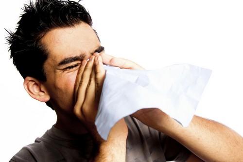 Симптомы появления ринита
