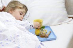 Использование меда при простуде, показания и противопоказания