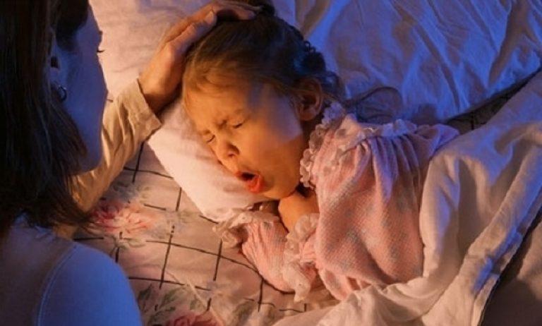Почему у ребенка ночью кашель усиливается