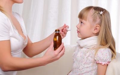 сироп от кашля для ребенка