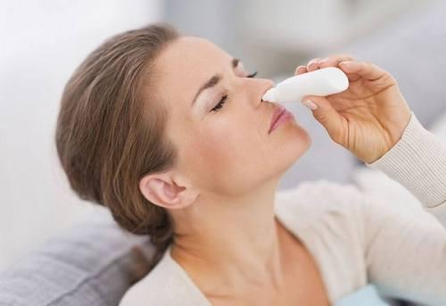 Средства для лечения насморка