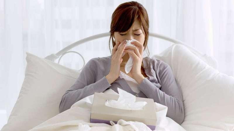 простудный насморк