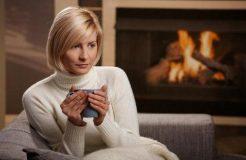 Полезный чай от простуды из трав, список рецептов