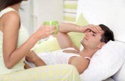 Первые признаки и симптомы гриппа у взрослых людей