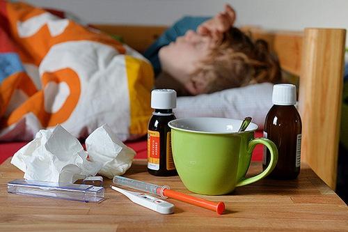 лекарство от гриппа для ребенка