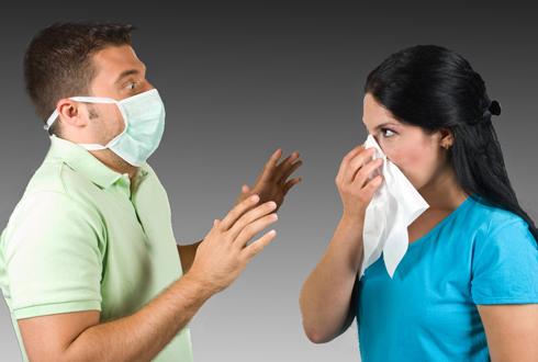 профилактика простуды в эпидемию