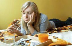 Рекомендуемое питание при простуде для детей и взрослых