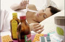 Лечение простуды и гриппа, лекарства
