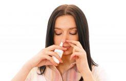 Лечение заложенности носа при беременности, его причины
