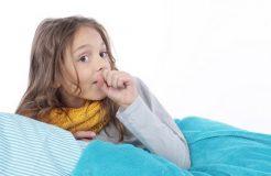 Причины сухого кашля по утрам у ребенка