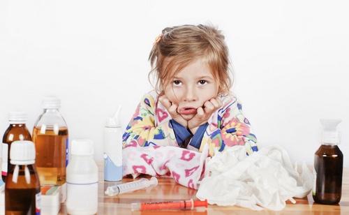 Мазь от простуды для детей до года