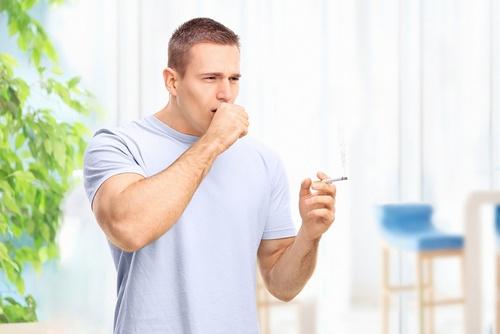 Кашель курильщика – причины и симптомы 2019