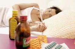 Признаки гриппа без температуры, его симптомы и лечение
