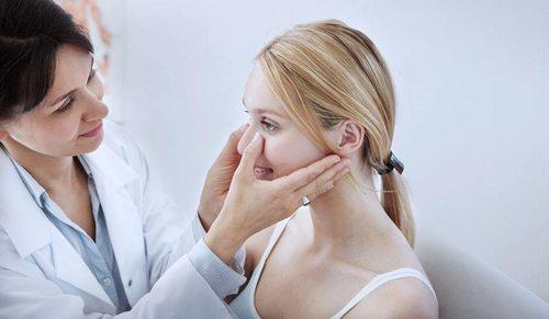 Диагностика катарального ринита
