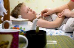 Лечение кишечного гриппа у детей, симптомы заболевания