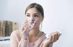 Таблетки антигриппин для лечения простудных заболеваний