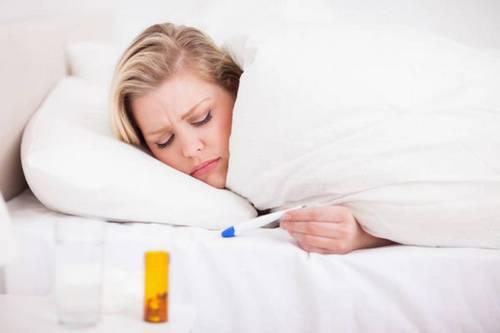 температура при гриппе