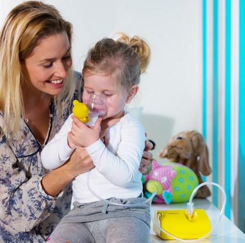 ингаляция при ангине у детей