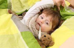 ОРЗ: симптомы и лечение у детей