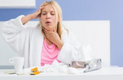 Как устранить кашель при ангине в домашних условиях