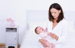 Лечение ОРВИ у грудничка, профилактика и последствия заболевания