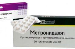 Инструкция по применению Метронидазола при ангине