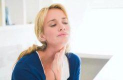 Лечение аллергического фарингита, его причины и симптомы
