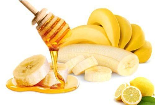 рецепты с бананом