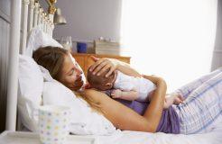 Ангина при грудном вскармливании ребенка
