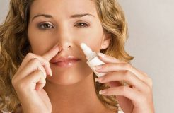 Спрей в нос от насморка для взрослых и детей
