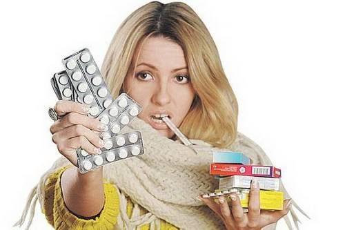 таблетки при ОРЗ
