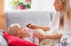 Причины частых ангин у ребенка, стандарты лечения