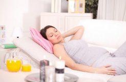 Профилактика простуды у беременных женщин