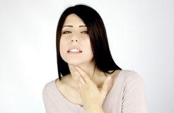 Лечение аллергического ларингита, его причины и симптомы