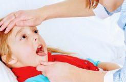 Лечение стоматитной ангины в домашних условиях