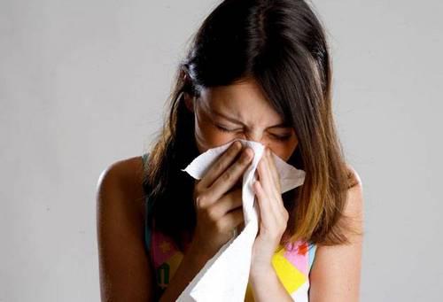 Лечение насморка