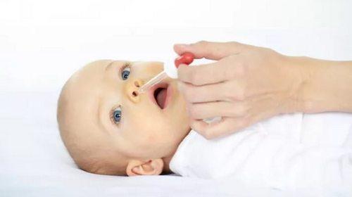 капли в нос для ребенка