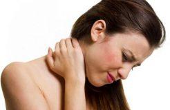 Лечение застуженной шеи и воспаленных лимфоузлов