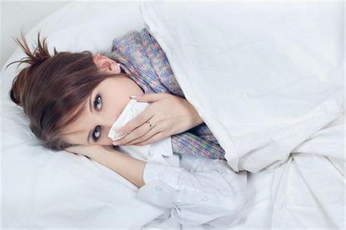 простуда переносится в постели