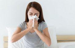 Причины чихания при беременности, способы его лечения