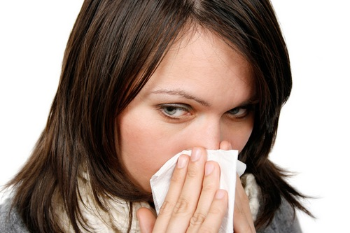 Затяжная простуда