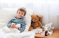 Ребенок часто болеет простудными заболеваниями. Что предпринять?